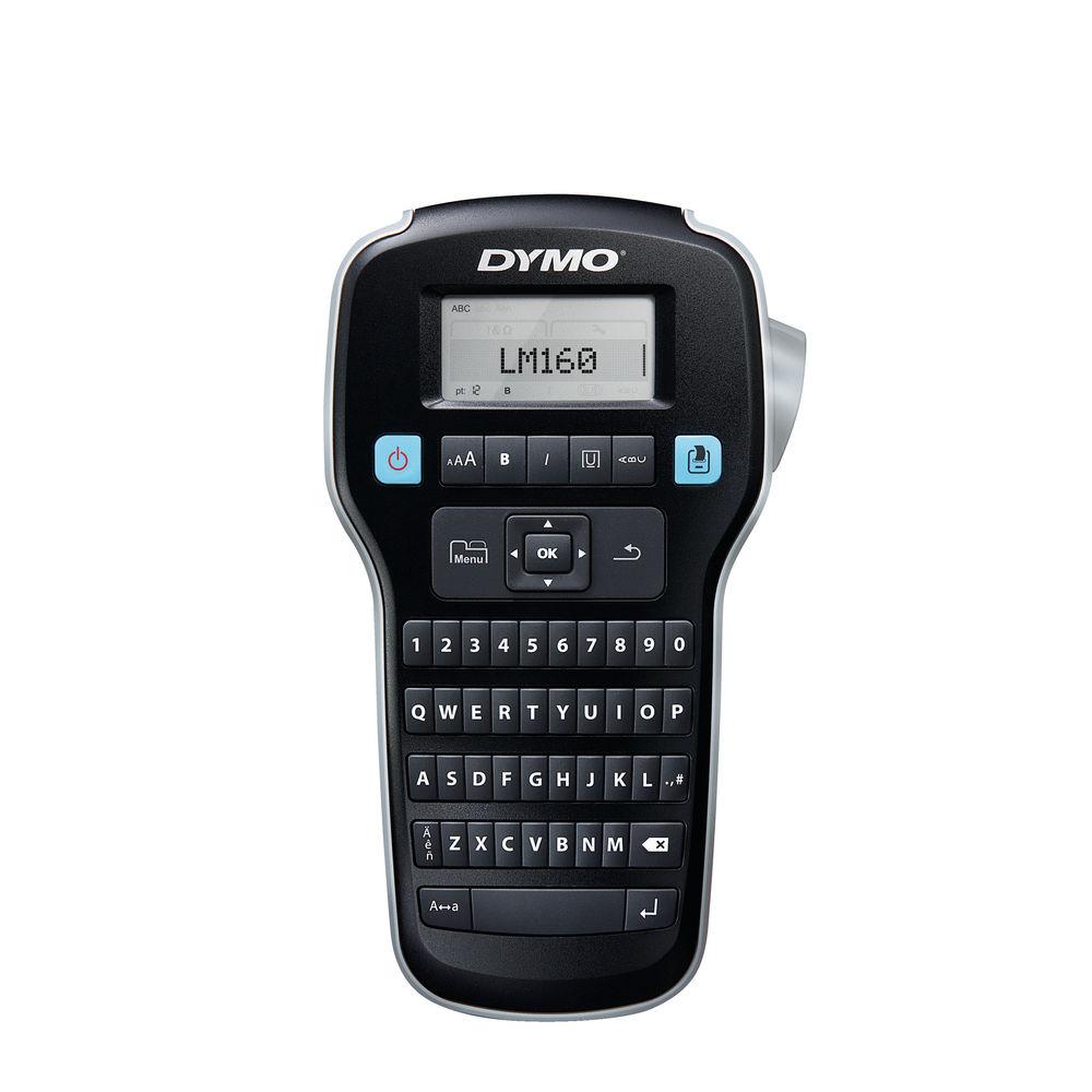 Dymo LabelManager 160 Mono Label Printer - S0946320