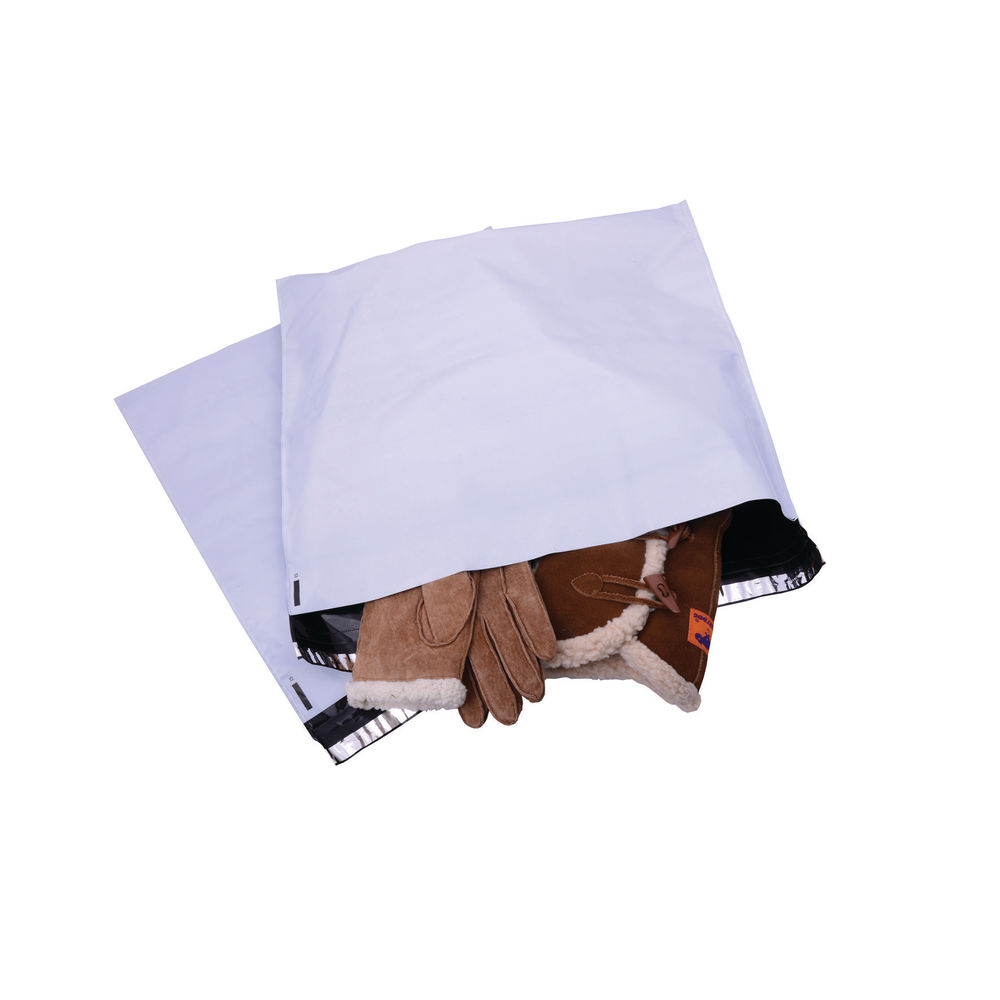 Strong Polythene Mailing Bag 460x430mm Opaque (Pack of 100) HF20213