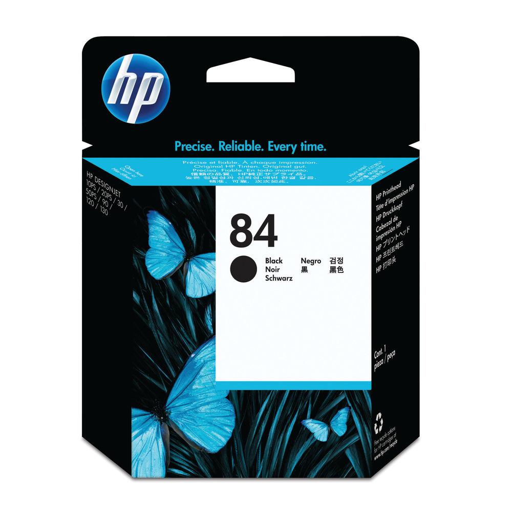 HP 84 Black Printhead - C5019A