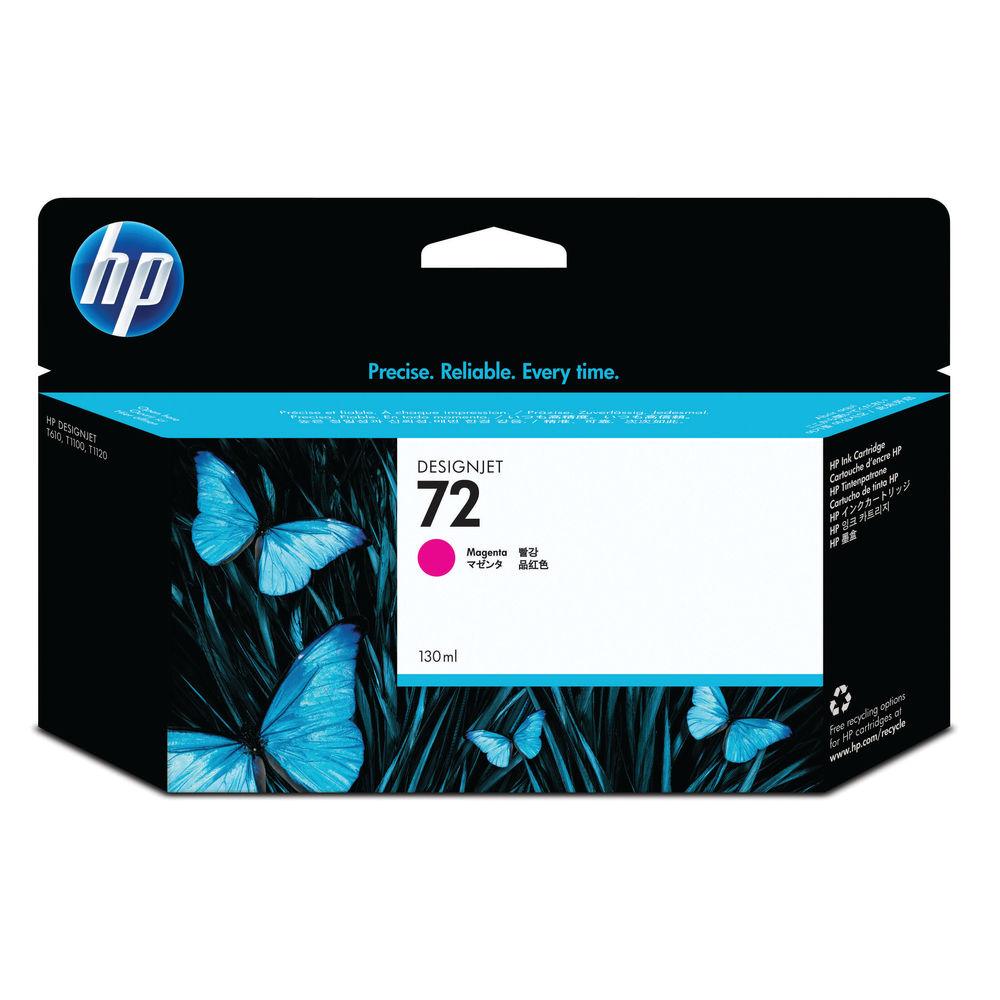 HP 72 High Capacity Magenta Ink Cartridge - C9372A