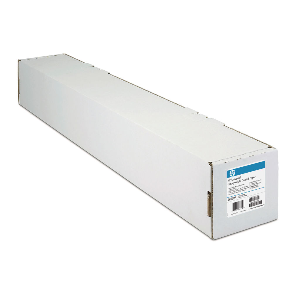 HP Coated Paper A0 841mmx45.7m 90gsm Q1441A