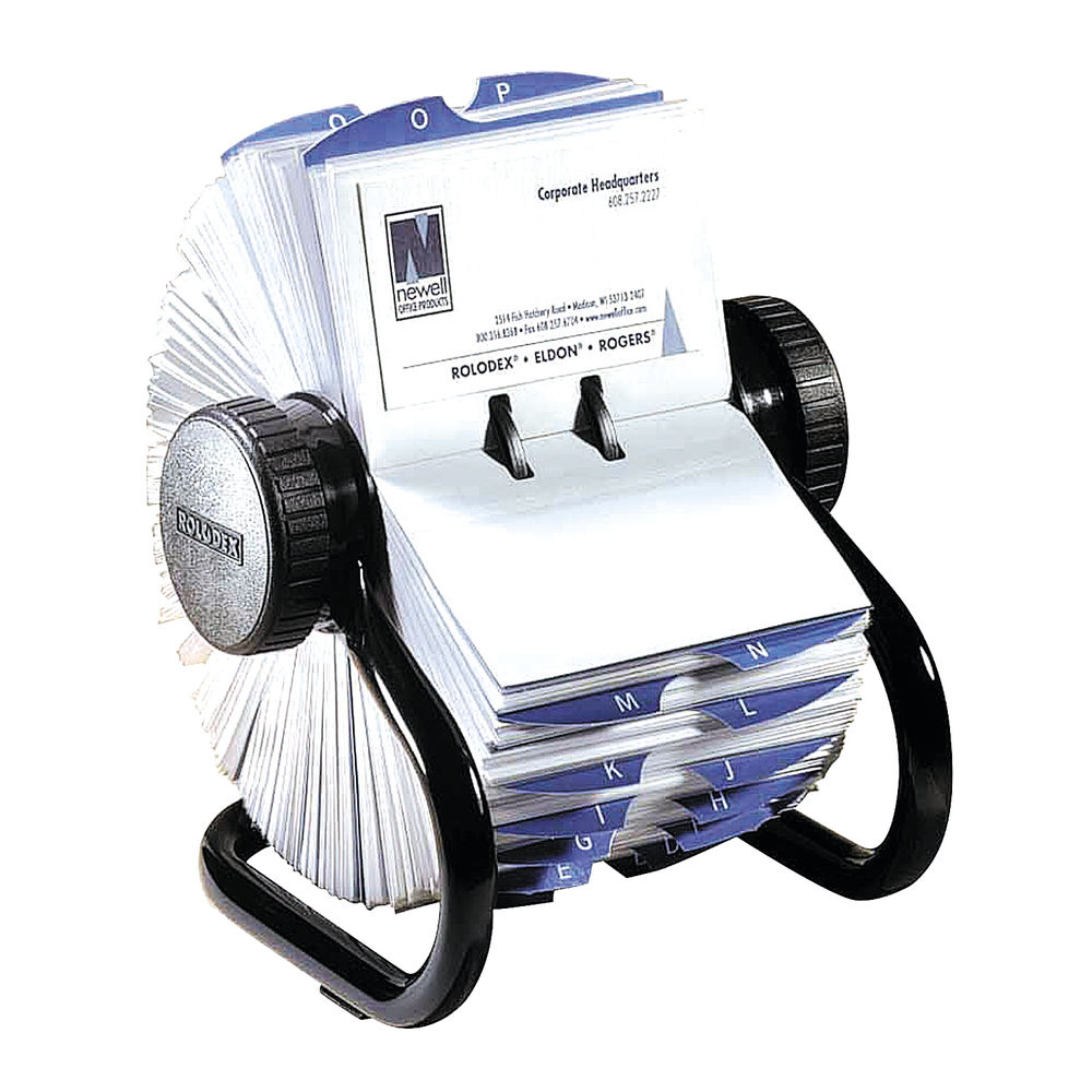 Rolodex 400 Card Classic Rotary File | 67236