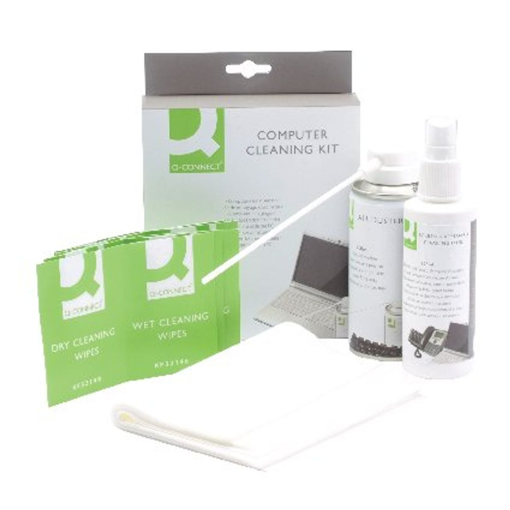 Q-Connect Computer Cleaning Kit - 175-50-024