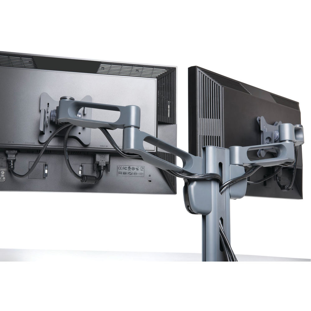 Kensington SmartFit Dual Monitor Arm - K60273WW