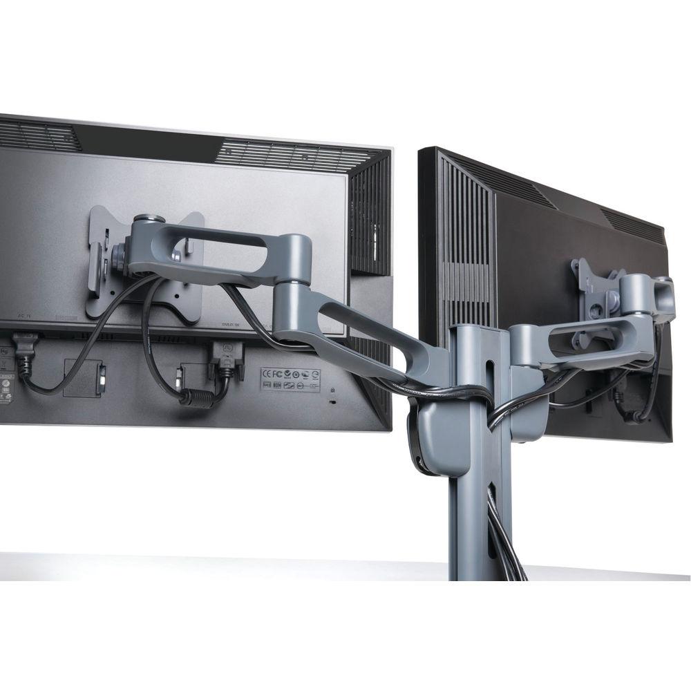 Kensington SmartFit Dual Monitor Arm - K60273WW