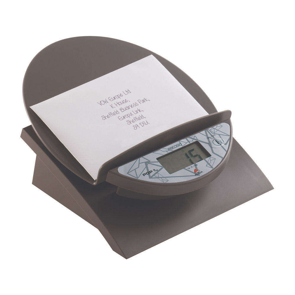 Alba Modern Postal Mailing Scale, 1kg - ALB00956