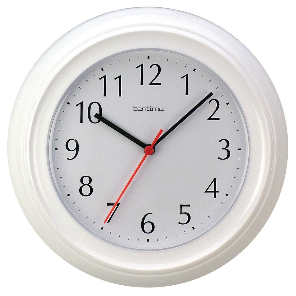 Acctim Wycombe White Wall Clock - 21412