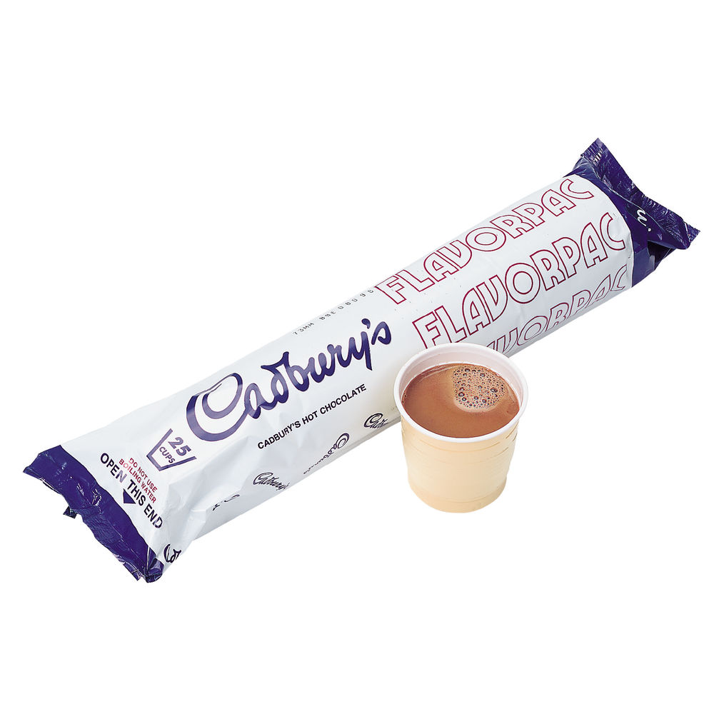 Cadburys Vending Instant Hot Chocolate Pack Of 25 A04256