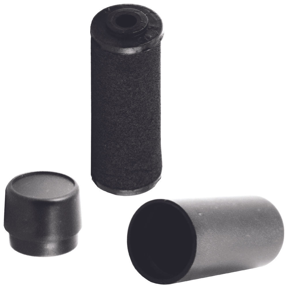 Avery Replacement Black Ink Rollers (Pack of 5) - CASIR5