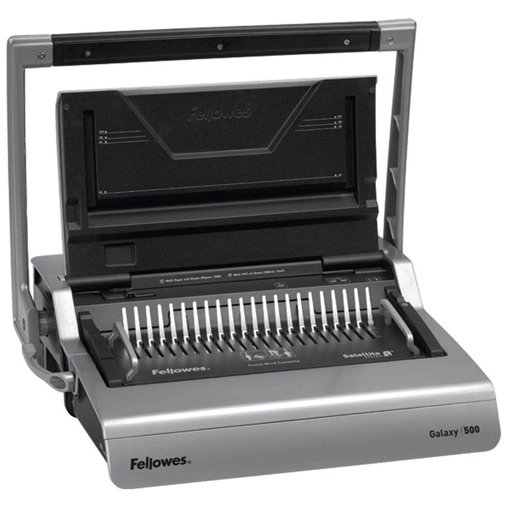 Fellowes Galaxy-500 Comb Binder - 5622001