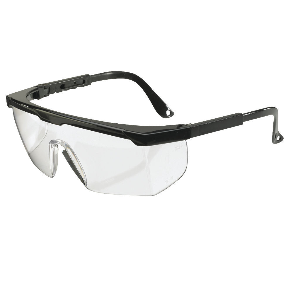 Kansas Clear Anti-Mist Safety Spectacles - BBKS