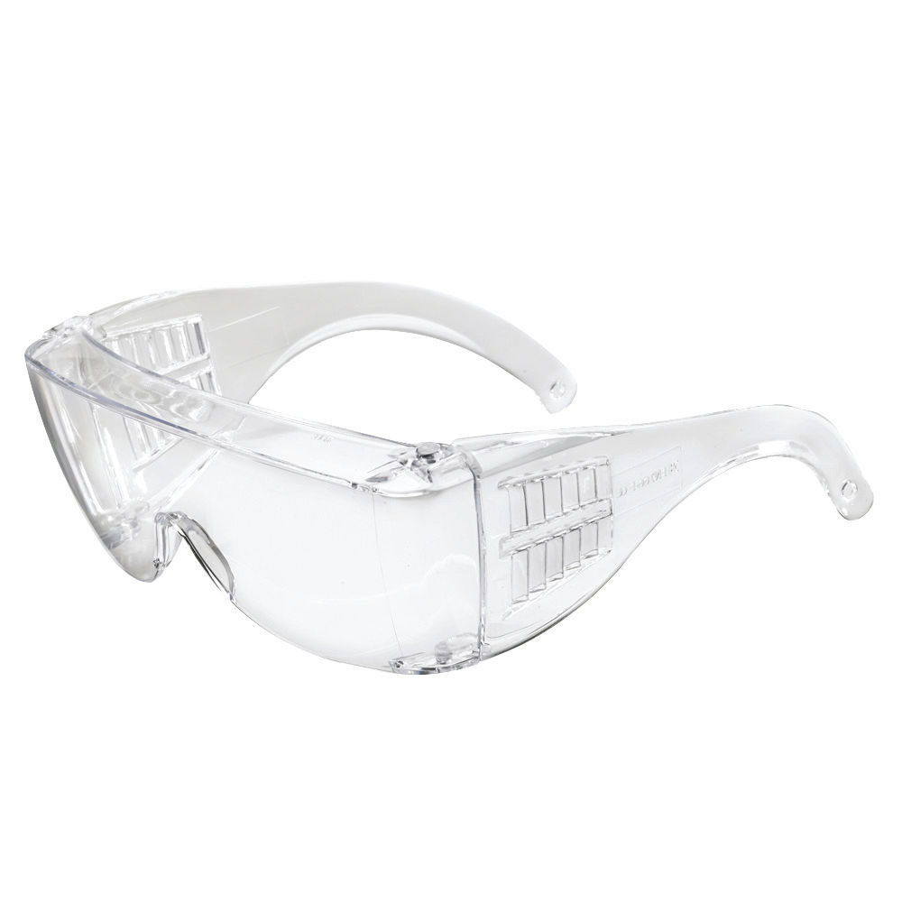 Seattle Clear Safety Spectacles - BBSS