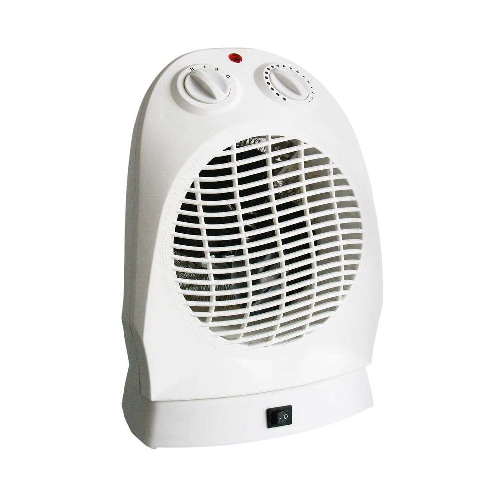 CED 2000W Upright Oscillating Fan Heater - FH20AN