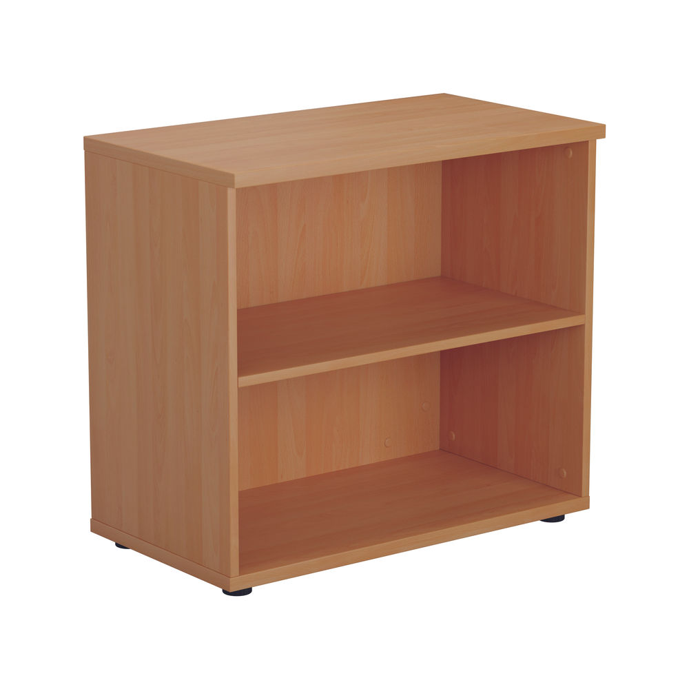 Jemini 700 x 450mm Beech Wooden Bookcase