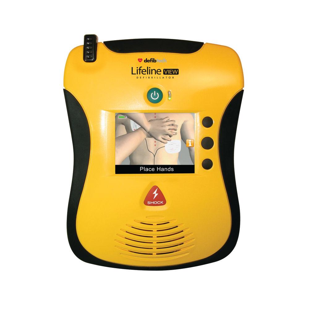 Wallace Cameron New Lifeline Defibrillator 5001083