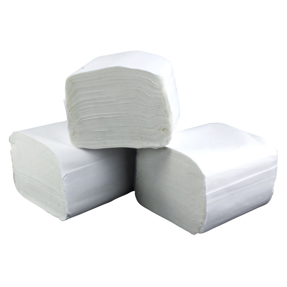 2Work Bulk Toilet Tissue 2 Ply White , Pack of 36 - BP2900PVW