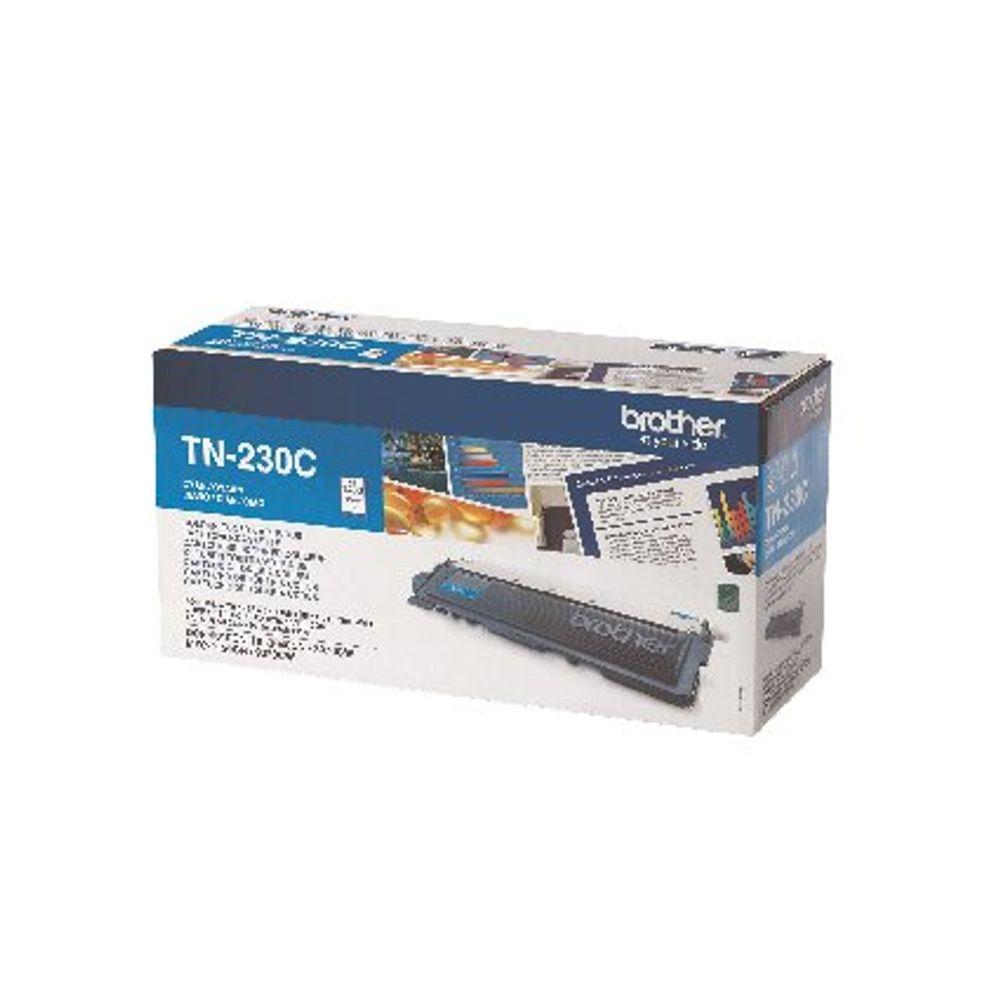 Brother TN-230c Cyan Toner Cartridge - TN230C