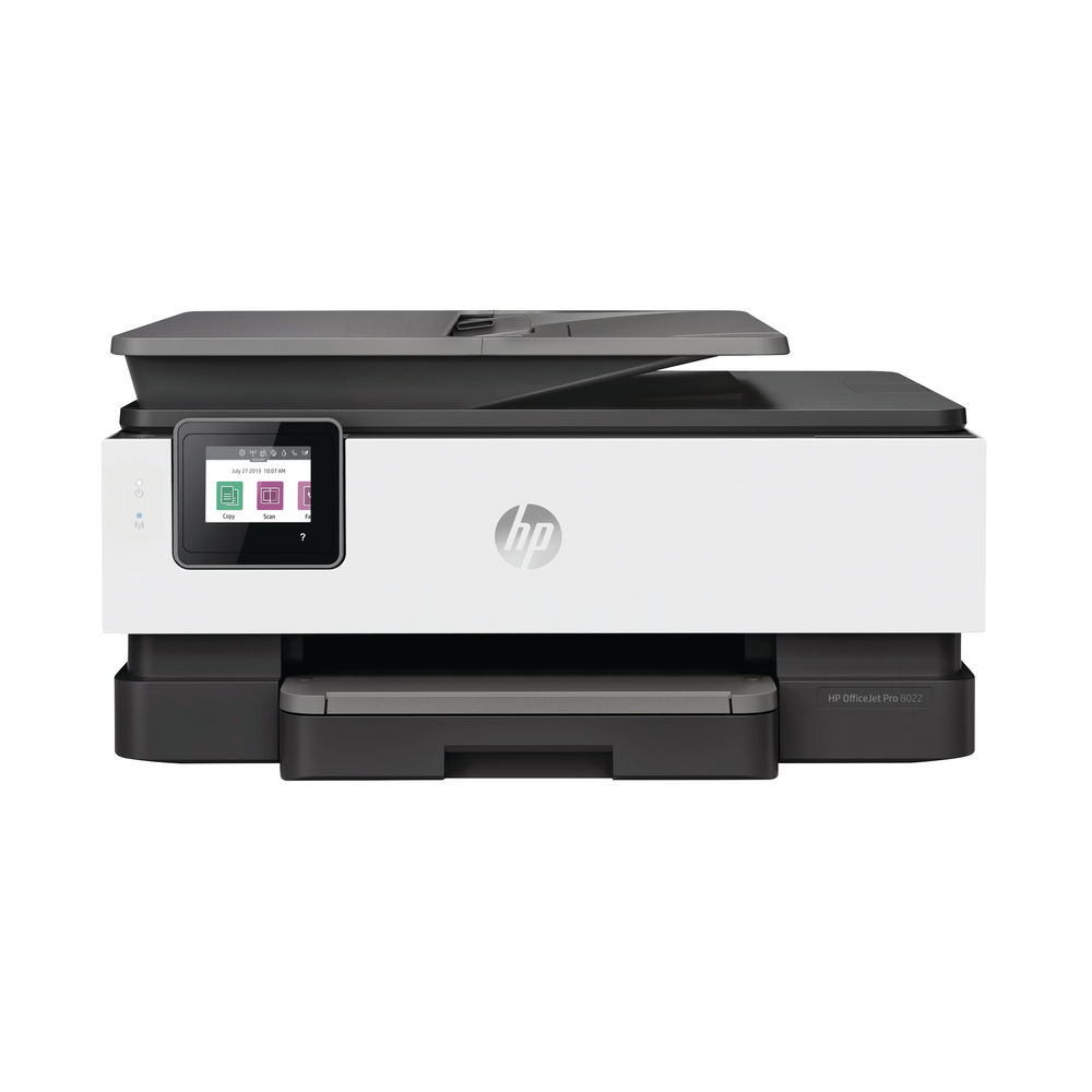 HP OfficeJet Pro 8022 All-in-One Printer 1KR65B