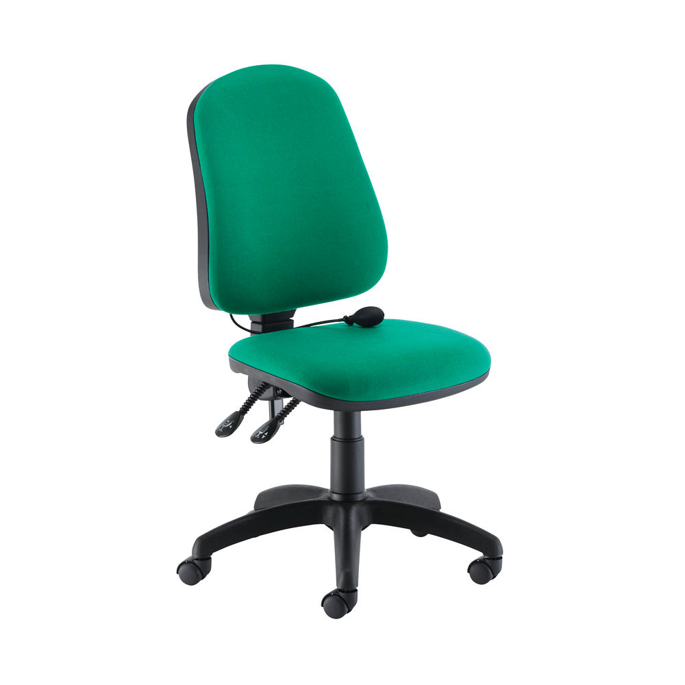 Jemini Intro Green Posture Chair