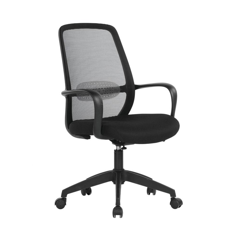 Jemini Stratus Mesh Task Office Chair in Black