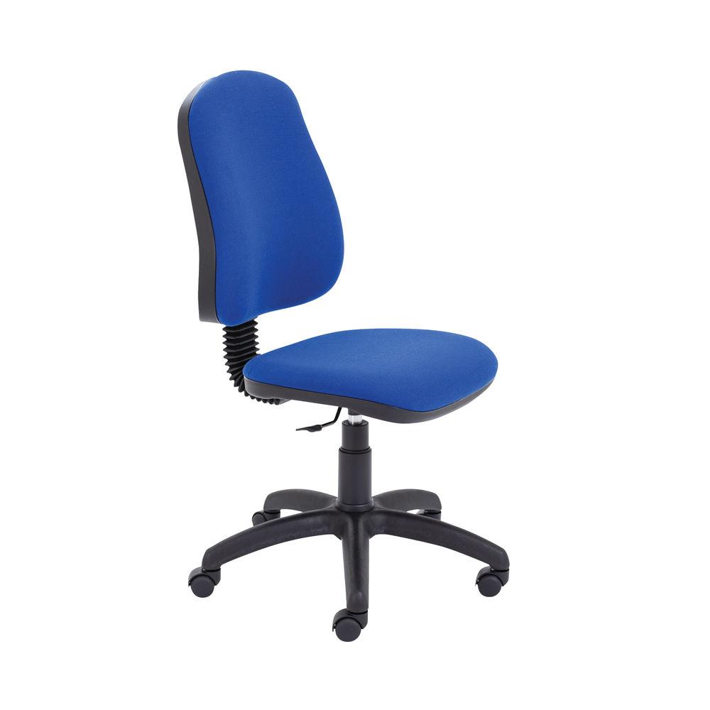 Jemini Teme Mid Back Single Lever Royal Blue Chair