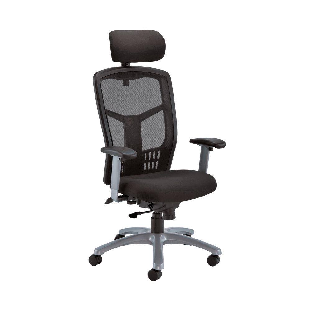 Arista Staffordshire Black Office Chair