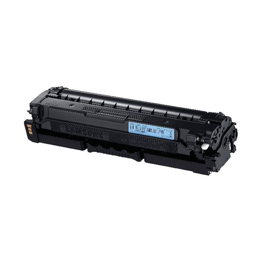 Samsung CLT-C503L High Yield Cyan Toner Cartridge SU014A