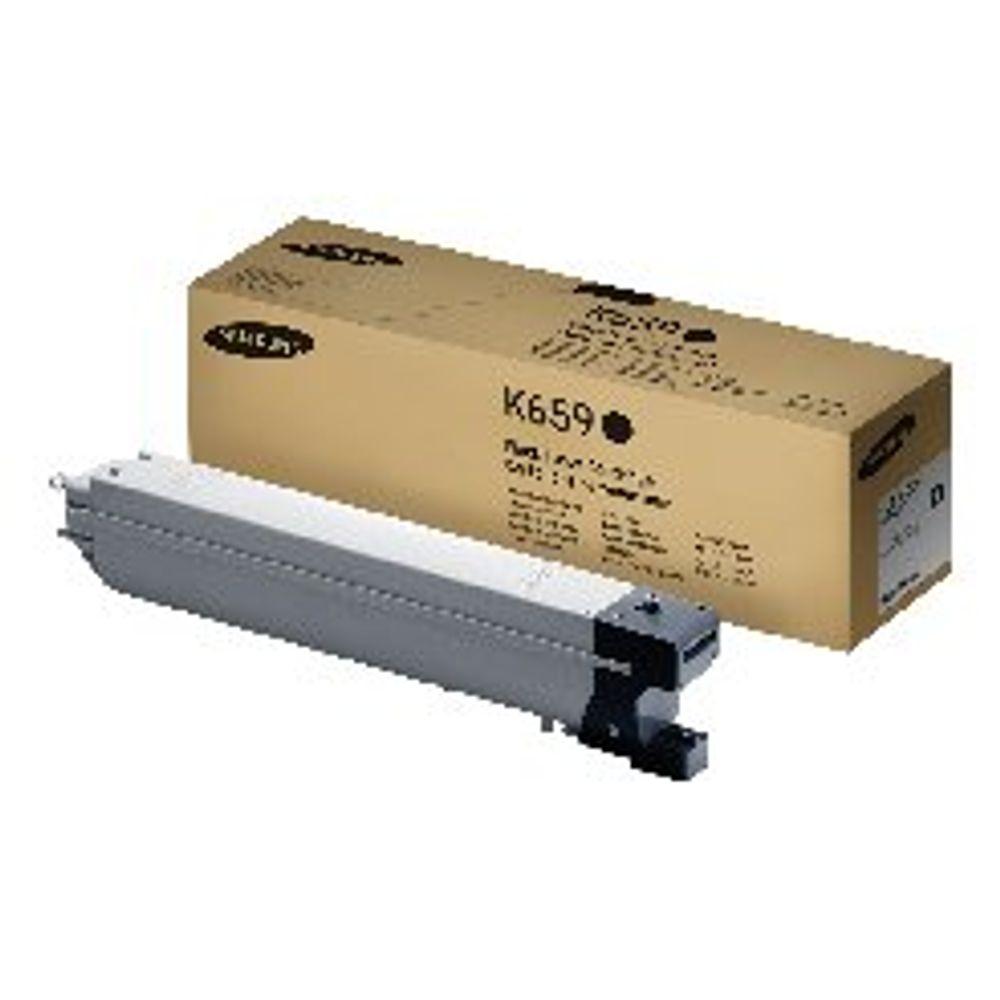 Samsung CLT-K659S Black Toner Cartridge SU227A