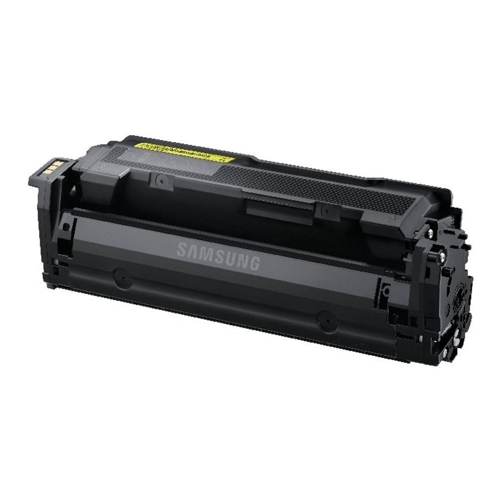 Samsung CLT-Y603L High Yield Yellow Toner