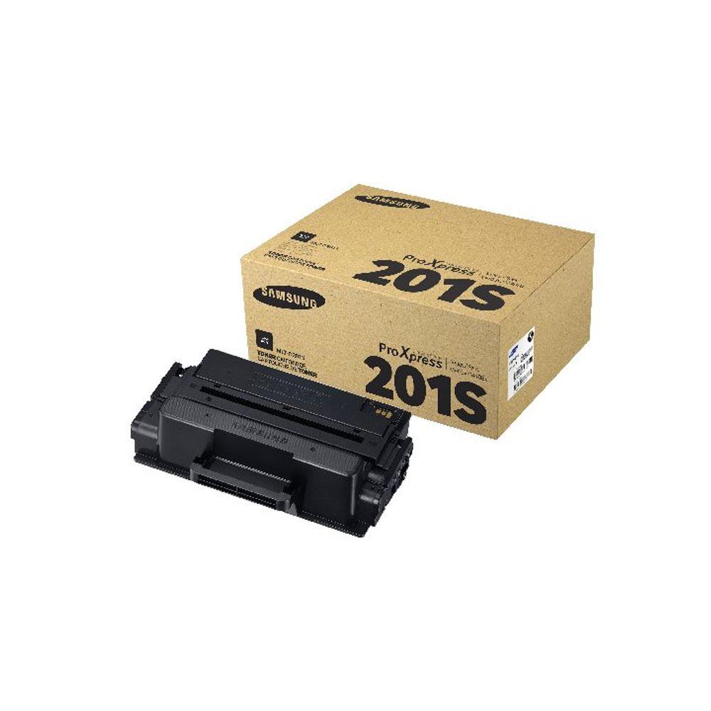 Samsung MLT-D201S Black Toner Cartridge - SU878A