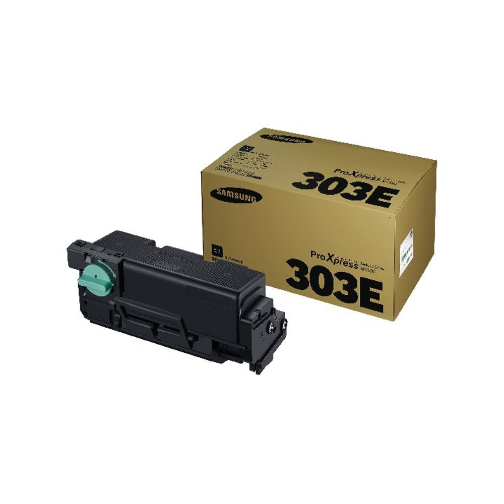 Samsung MLT-D303E Extra High Yield Black Toner Cartridge SV023A