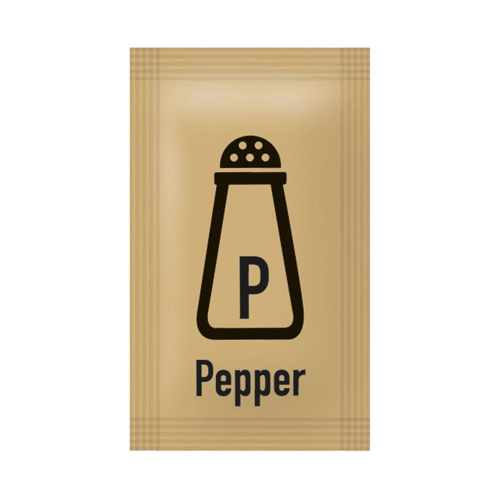 SS Pepper Sachets (Pack of 2000) 60111370