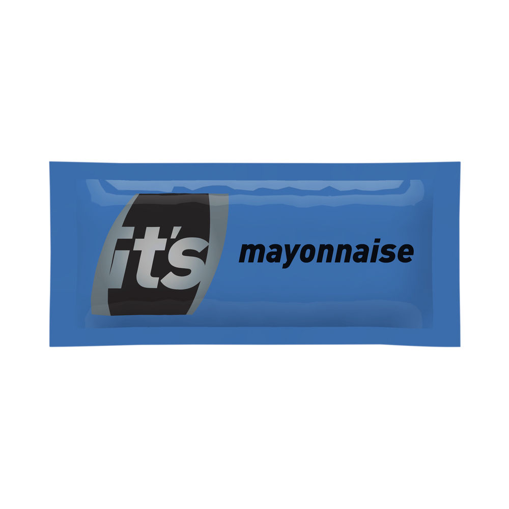 Its Mayonnaise Sachets (Pack of 200) 60121324