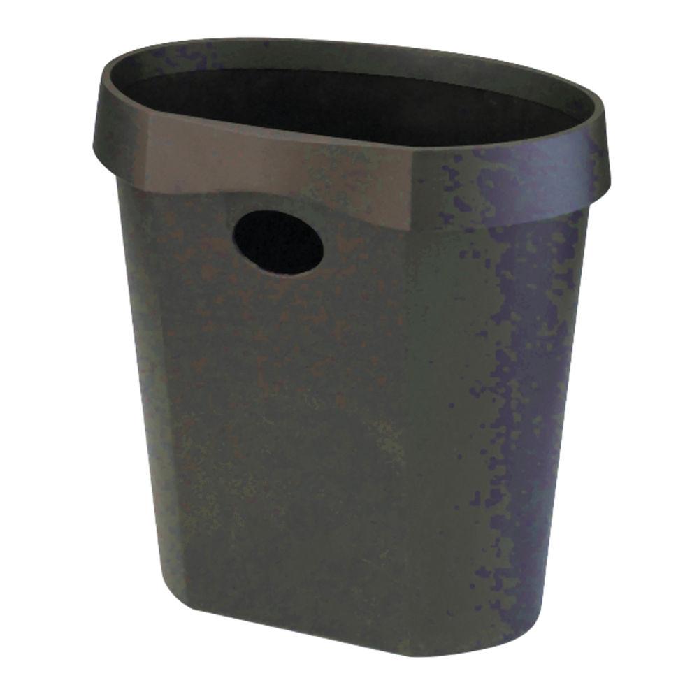Avery DTR Black 18 Litre Eco Waste Bin - DR500BLK