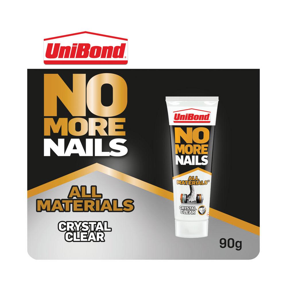 No More Nails All Materials Grab Adhesive Tube Clear 90g