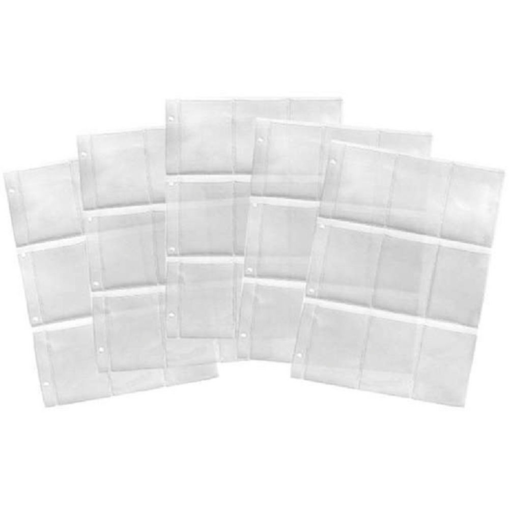 Change Checker Plus Pack of 5 PVC Pages - 365Y