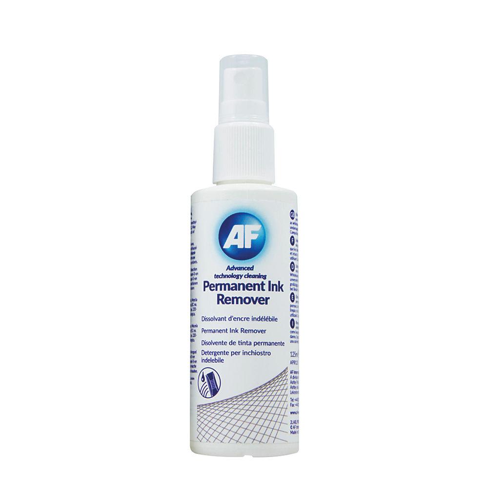 AF 125ml Permanent Ink Remover Pump Spray - APIR125