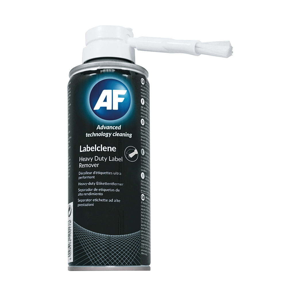 AF 200ml Heavy Duty Label Remover - HDLRM200
