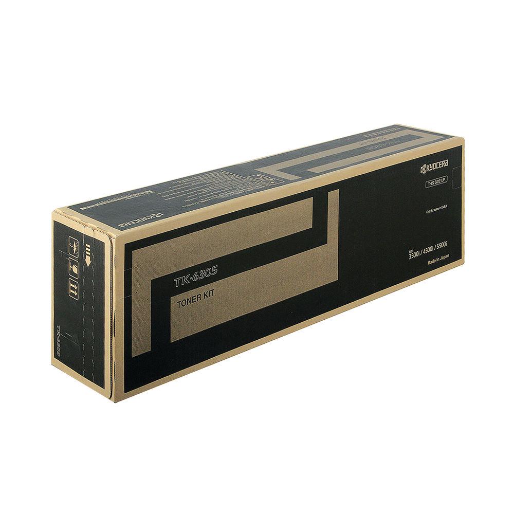 Kyocera TK-6305 Black Toner Cartridge - TK-6305