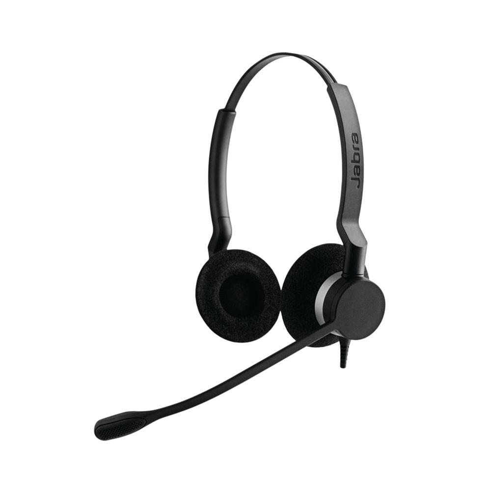Jabra Biz 2300 USB UC Duo Headset 2399-829-109