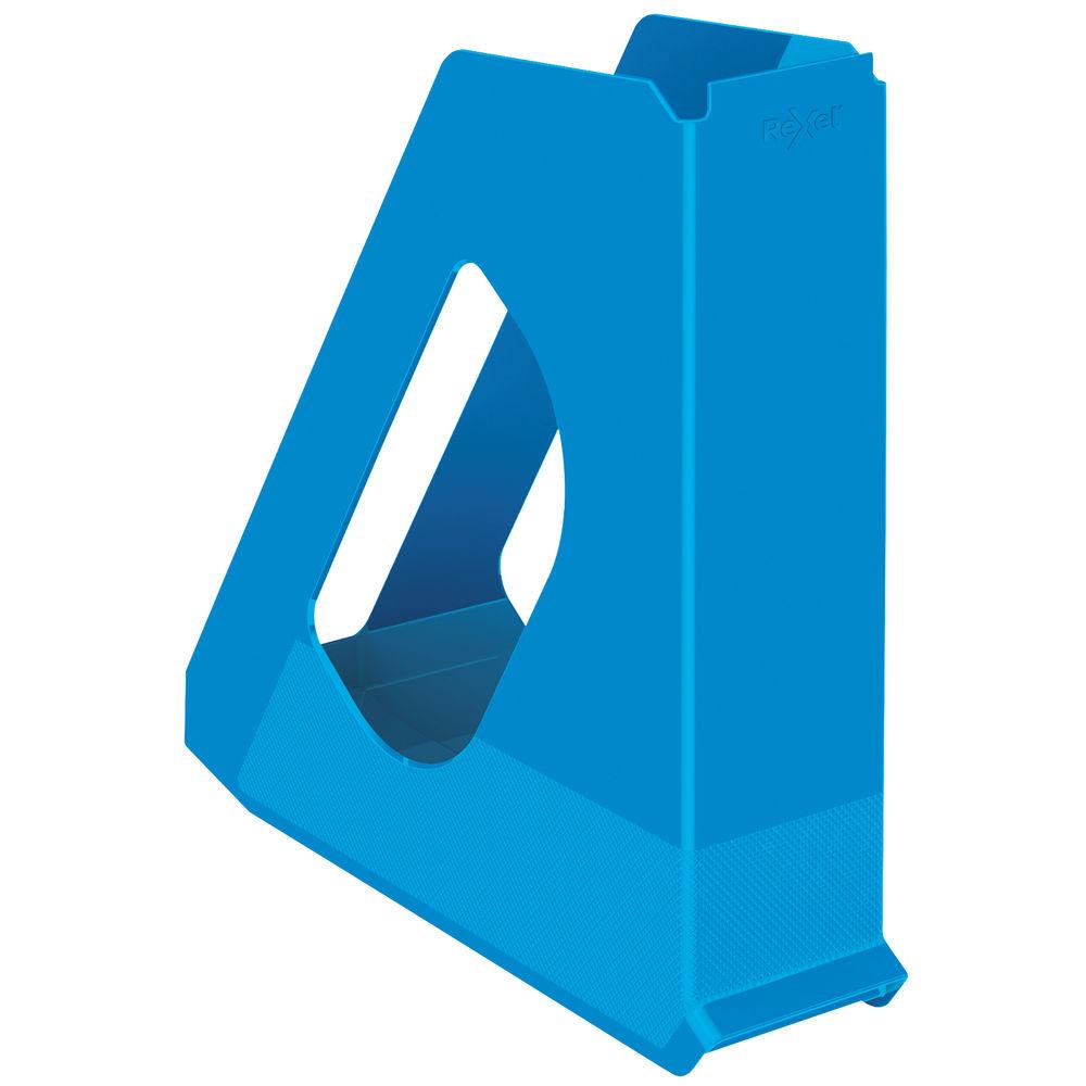 Rexel Blue Choices Magazine File - 2115603