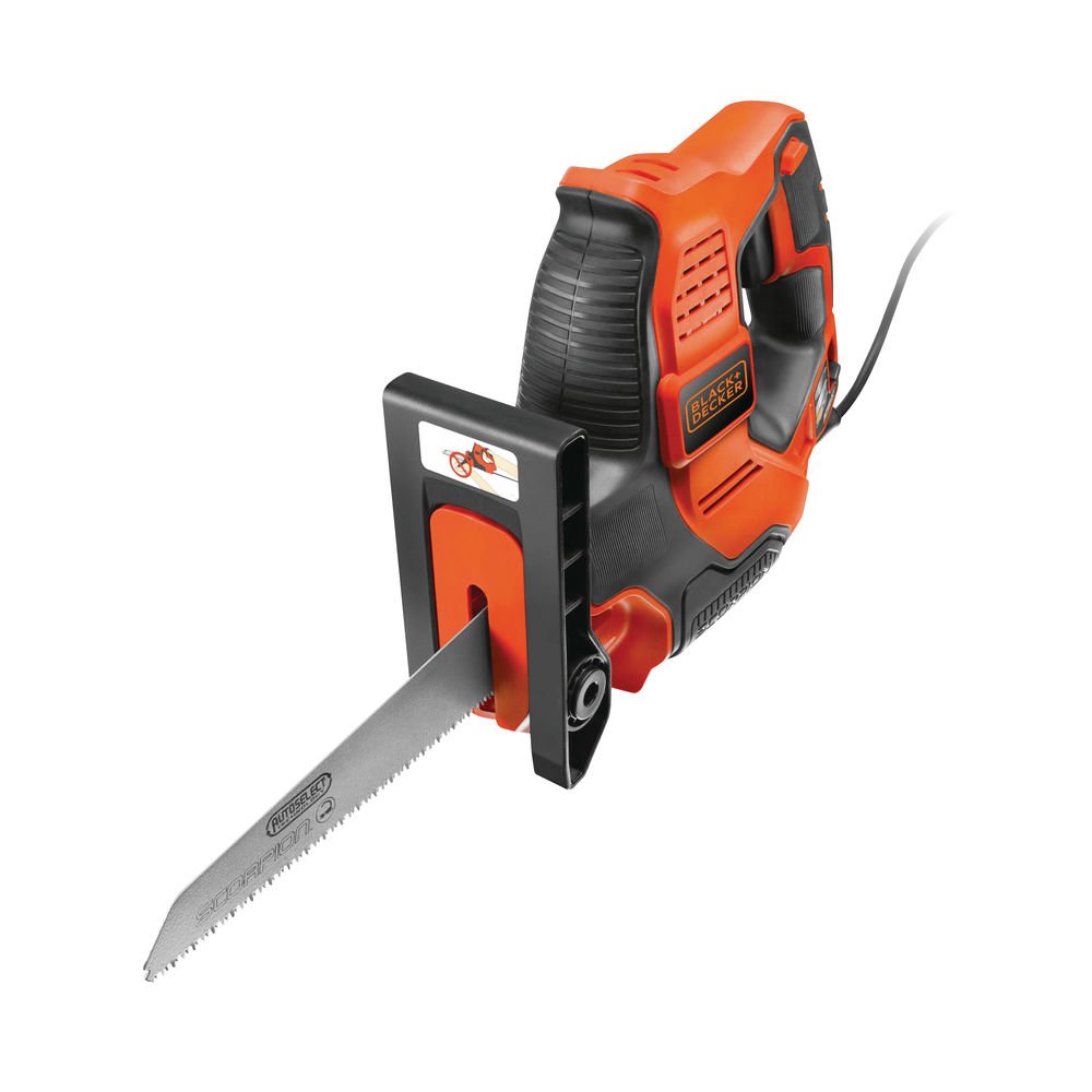 Black And Decker Scorpion Saw Autoselect Technology 230V RS890K-GB