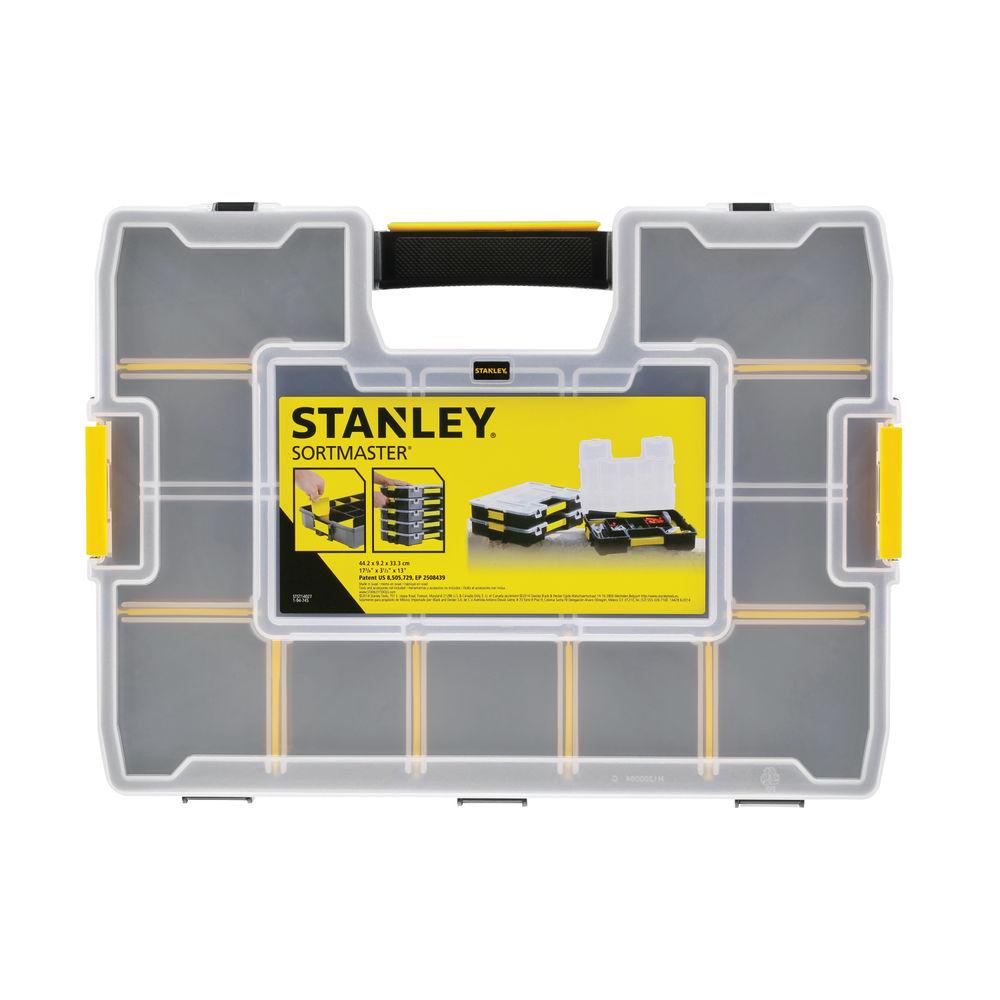 Stanley Sortmaster Organiser 90mm Black 1-94-745