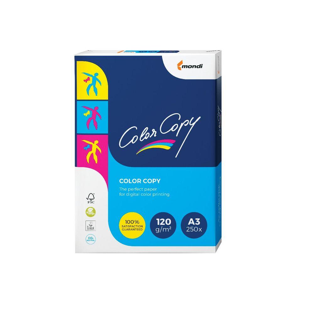Color Copy White A3 Paper, 120gsm - 250 Sheets - CCW1030A1