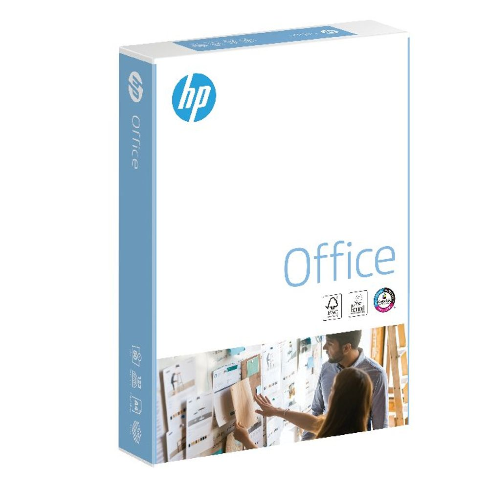 HP Office White A4 Paper, 80gsm, 2500 Sheets / 1 Box - HPF0317