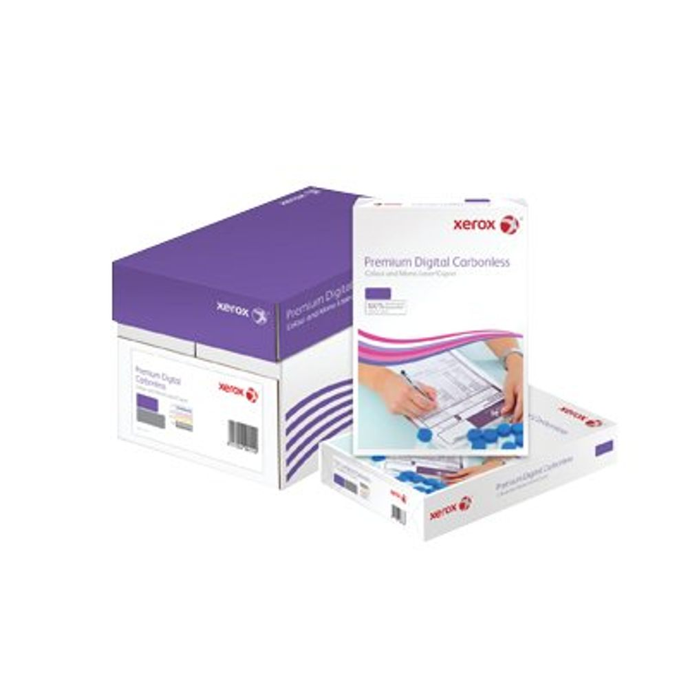 Xerox Premium Digital Carbonless A4 Paper, 3 Part, 80gsm, 500 Sheets - 003R99108