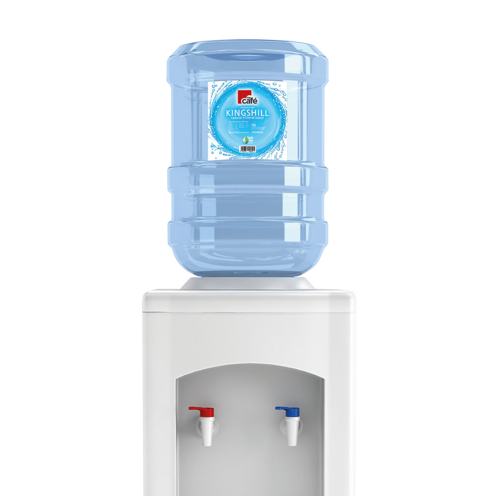 CPD White Floor Standing Water Dispenser - 0202001