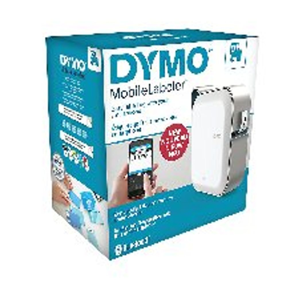 Dymo MobileLabeler, White - 1978247