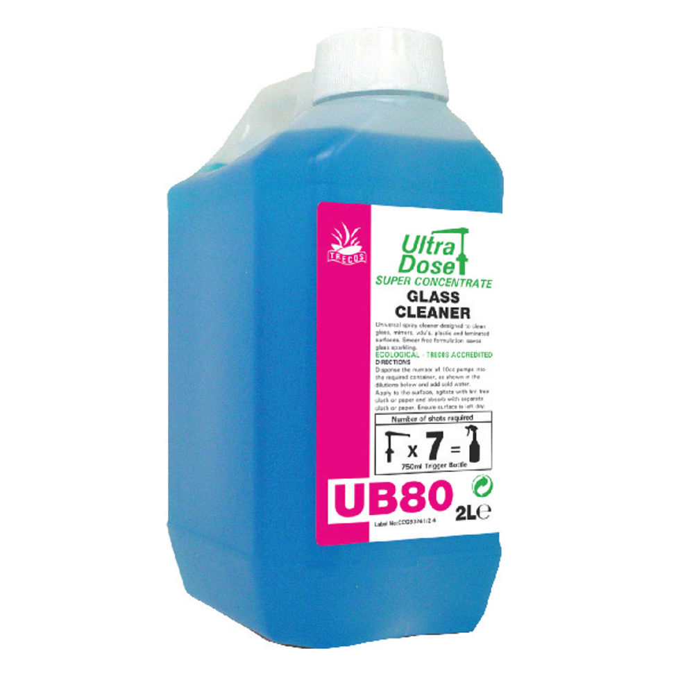 UB80 Glass Cleaner Super Concentrate 997