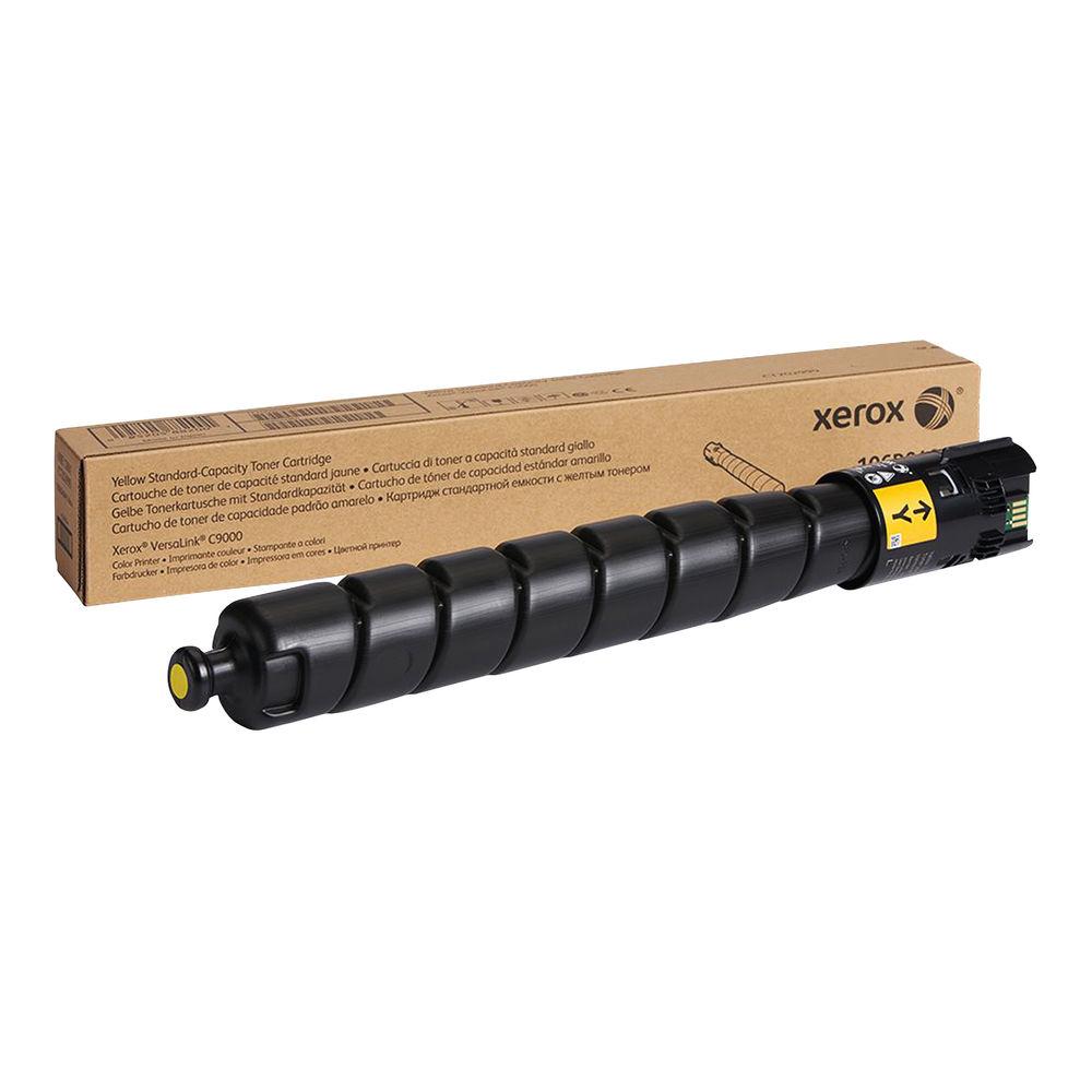 Xerox C9000 Yellow Toner Cartridge - 106R04068